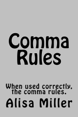 Comma Rules Icon